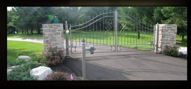Automated Entry Gate